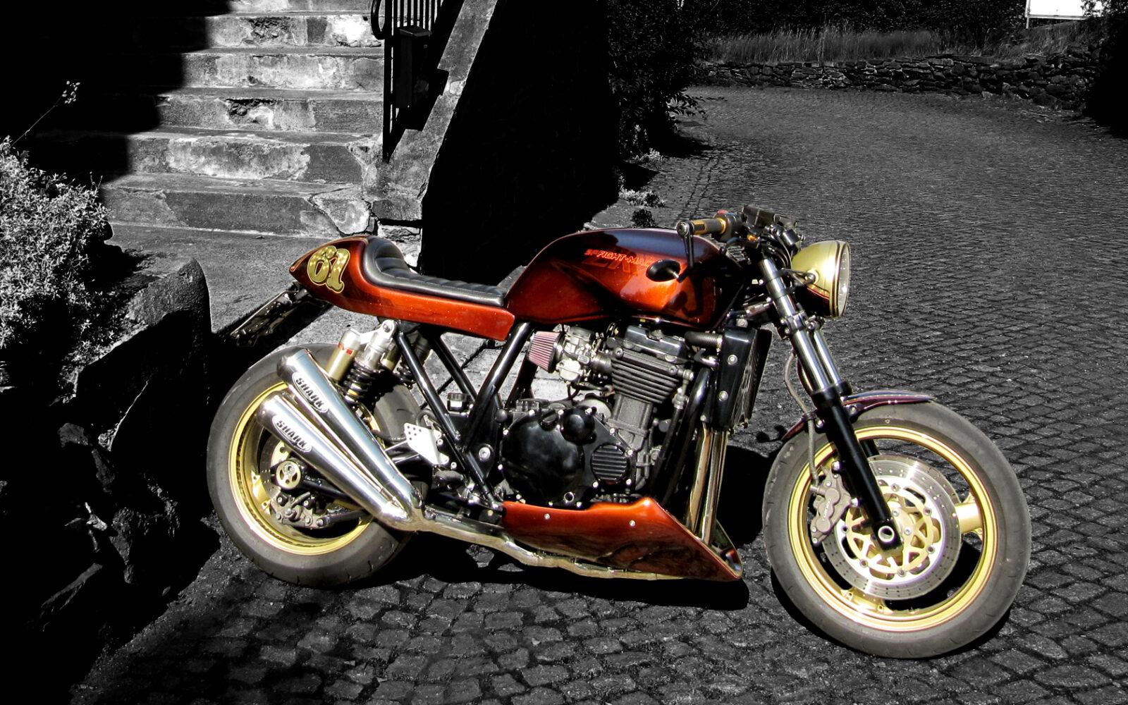 [:de]zrx caferacer Bike Schubert101[:]